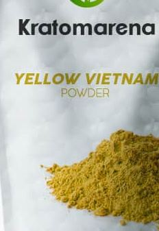 yellow vietnam kratom